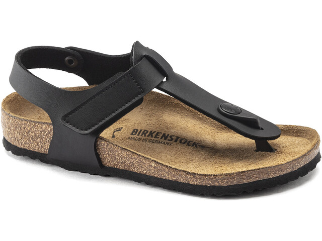 Birkenstock Kairo HL Sandals Birko-Flor Narrow Kids, black